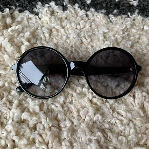 Marc by Marc Jacobs Round Frame Glasses